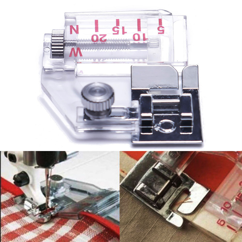 High Quality Domestic Sewing Machine Presser Foot Feet Kit Set With Box For Brother Singer Sewing Accessories Free Shipping