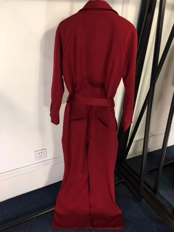 Pour Commutent Combinaisons Mode Femme D'une 2018 Femmes Long Les Vadim La Pièce Seule Pantalon Sexy Tempérament Longue Nouvelle Salopette XZnfAHq