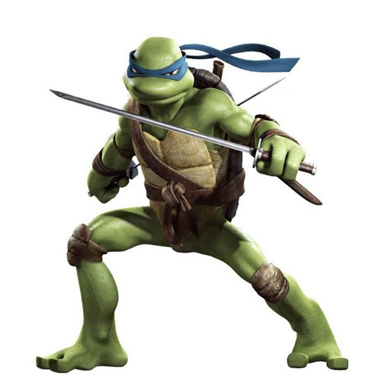 Teenage Mutant Ninja Turtles Boy Kids Baby Nursery Room Decoration Cartoon Wall Stickers ...