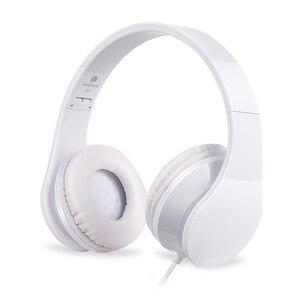 Image 5 - Zestaw słuchawkowy do gier przewodowa gra dźwięk przestrzenny słuchawki bas radiowy muzyka zestawy słuchawkowe z mikrofonem na PC czat Gamer PS4 Play 3.5mm