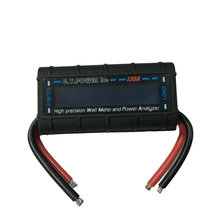 LIPO Battery check 130A High Precision RC Watt Meter and Power Analyzer