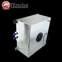 VR RACING-60L алюминиевый топливный бак с датчиком топливного элемента 60L с крышкой/пеной внутри VR-TK41
