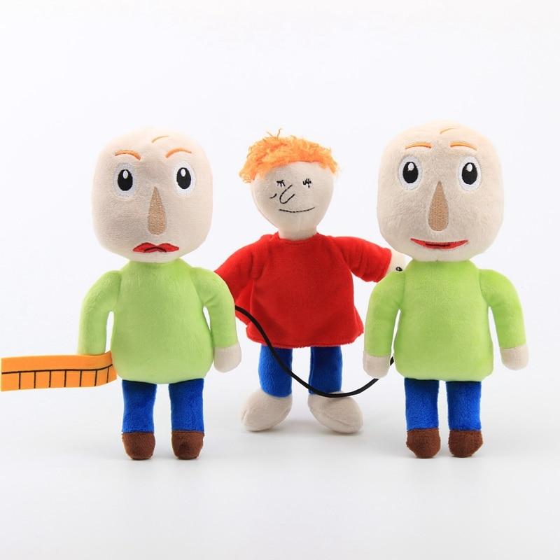 Baldi's Basics In Education Plush Doll Toys  Baldi Soft Plush Stuffed Educational Toy Children Birthday Gifts