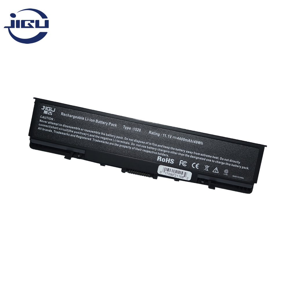 JIGU Laptop <font><b>Battery</b></font> For <font><b>Dell</b></font> <font><b>Inspiron</b></font> 1520 1521 <font><b>1720</b></font> 1721 530s For Vostro 1500 1700 FP282 GK479 312-0504 312-0575 312-0576 image
