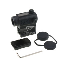 TARGET Solar Power Red Dot with Riser Mount, Low Mount and Killflash (Black) HOLOSUN HS403C HS503C Style