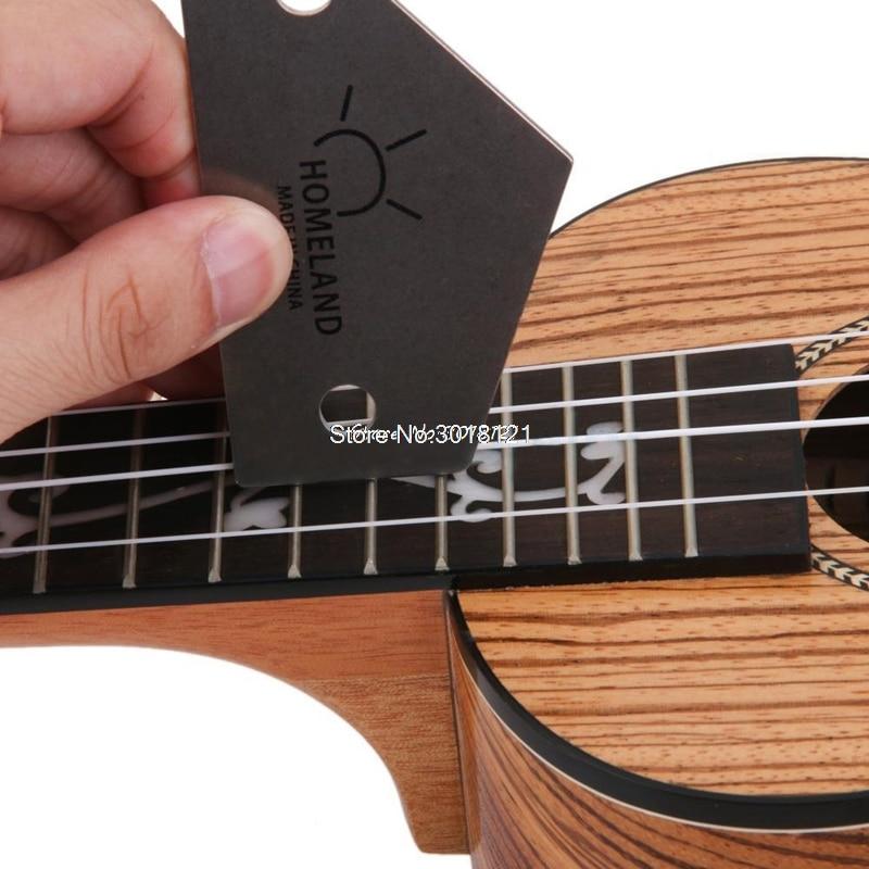 Homeland Professional Fret Rocker Luthier Tool Fret Leveling Guitar Set up tool bass Guitar Parts  Tools Drop ship