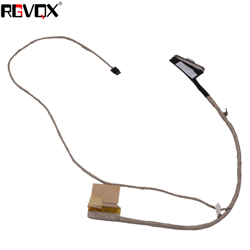 New Laptop LCD Cable For SONY SVE14A SVE14 SVE14118FXW SVE14AE12 AG15M V110 ORG PN: 603-0101-7534_A Screen LVDS Connector