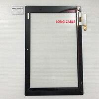 For Sony Xperia Tablet Z2 SGP511 SGP512 SGP521 SGP541 10 1 Long Cable Touch Screen Digitizer