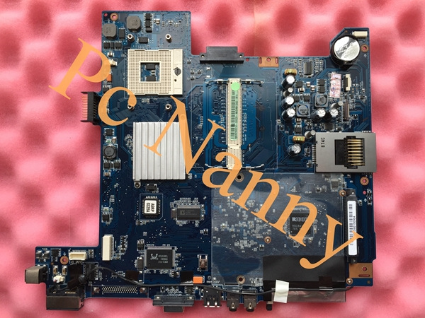 ФОТО A9RP Pn 08G29ZP0021Q Laptop Motherboard for ASUS A9RP series system board ddr2 with ATI Radeon X200 tested