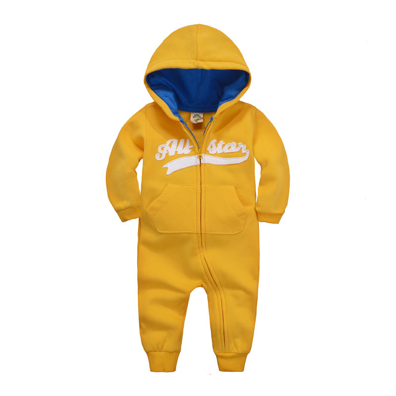 Cheapest 2016 New Autumn Newborn Baby rompers Cotton ...