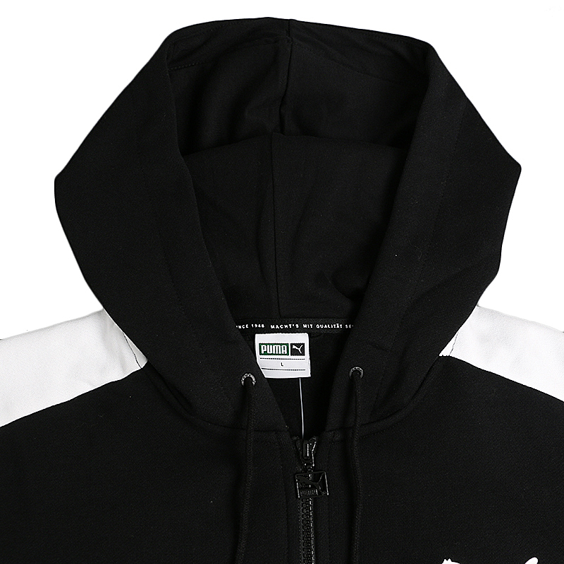 Image 3 - Original New Arrival  PUMA T7 Mens Hooded Knitted Running Jacket-in Running Jackets from Sports & Entertainment on AliExpress