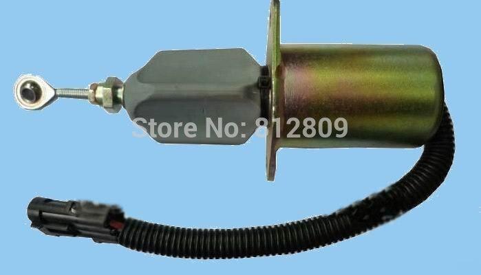 Shut Down Solenoid 3930233 12V,Cheap shipping by DHL/FEDEX express цена