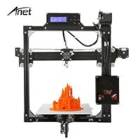 Anet A2 Auto Level Manual Level 3D Printer Aluminium Metal DIY 3D Printer Kit LCD2004 220