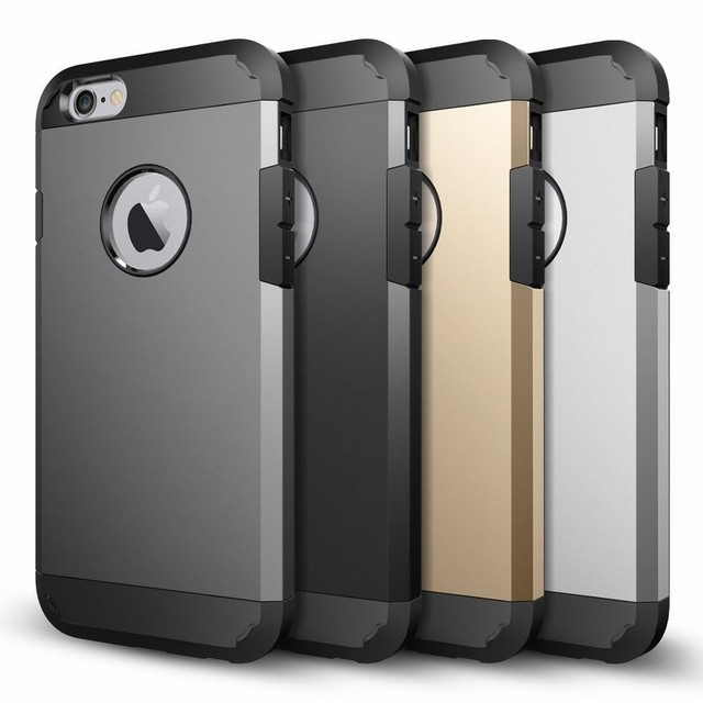 the best attitude 67b2a efe6a US $4.74 5% OFF|For iPhone 5S Case Tough Armor Heavy Duty Protection Cover  Protective Shell For iPhone 5S SE iPhon 5 S Mobile Phone Accessories-in ...
