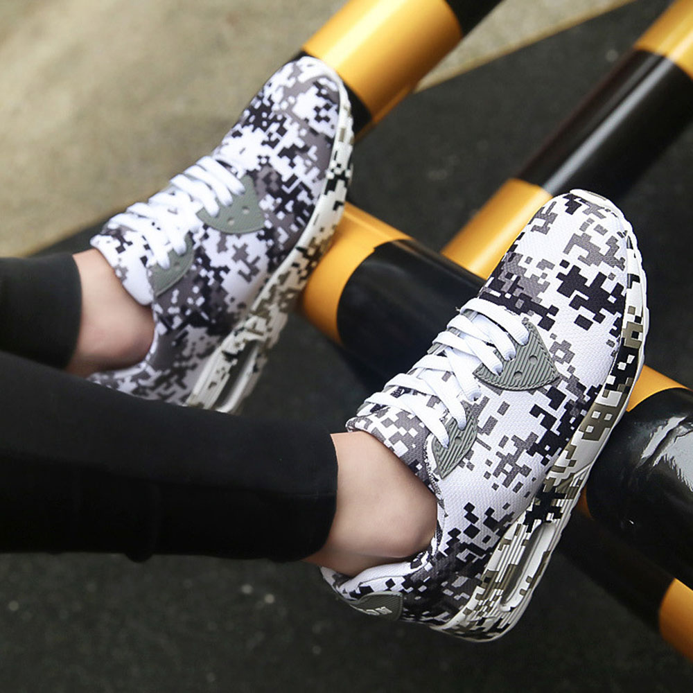 Men/Women Lover Sneakers Ladies Running Exercise Sports Shoes Female Gym Fitness Breathable Outdoor Jogging Walking Low Sneakers