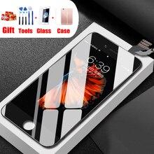 Оригинальный AAA + ЖК-дисплей для iPhone 6 6 P 6 Plus Замена дисплея сенсорный экран дигитайзер сборка для iPhone 5S 5 SE 6 6 Plus