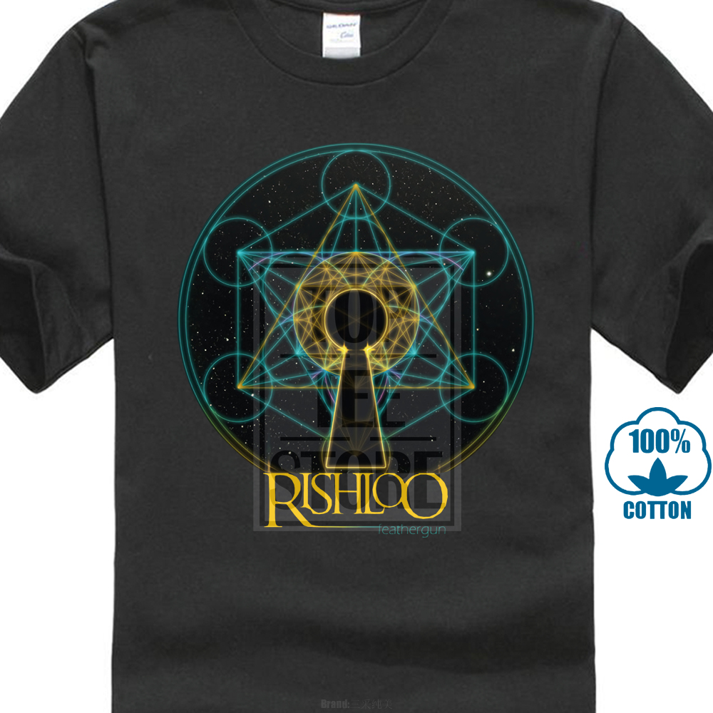 Rishloo Tee Hard Rock Band Terras Fames Andrew Mailloux S M L Xl 2Xl 3Xl T Shirt image