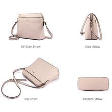 Luxury Design High-Quality PU Leather Shoulder Bag