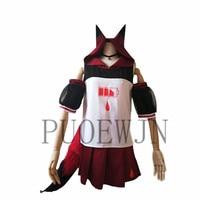 My Hero Academia Himiko Toga Boku no Hero Academia Fox Cosplay Costumes
