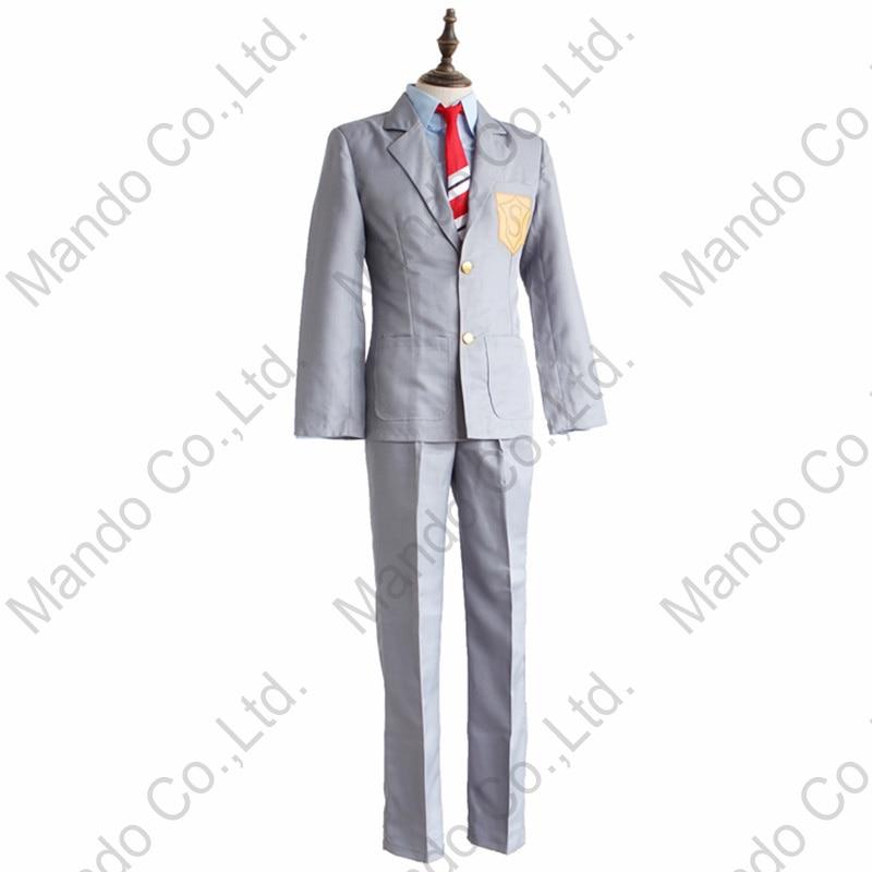 Անիմե Քո Սուտը Ապրիլին Arima Kousei mans - Կարնավալային հագուստները - Լուսանկար 2