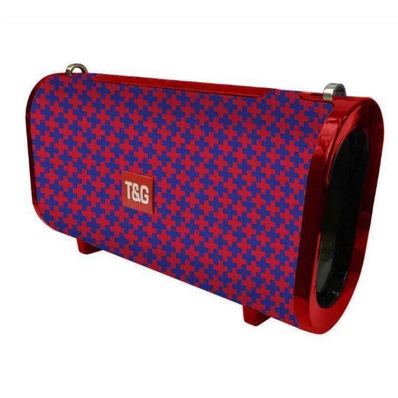 Haut-parleur Bluetooth Portable extérieur multifonctionnel étanche haut-parleur Bluetooth petit tambour de bataille haut-parleur Bluetooth stéréo - 3
