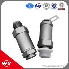 3 pçs/lote limitador de Alta qualidade common rail sensor de pressão de combustível limte reduzir válvula de alívio de segurança 1110010020