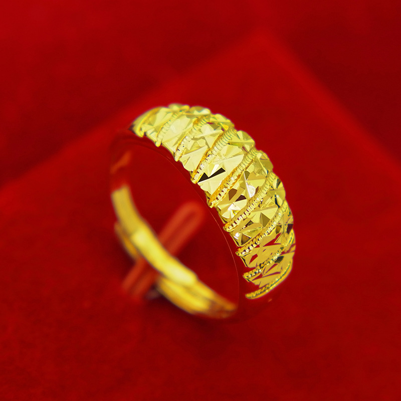 Fashion jewelry rings, gold color ring, Meteor shower ring, Ladies jewelry, Girl gift.
