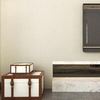 High Grade Environmental Protection Korean Wallpaper Living Room Modern Simple Solid Color Non Woven Wallpaper Papel