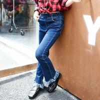 4 5 6 7 8 9 10 11 12 13 Years Girls Jeans Autumn Kids Teens