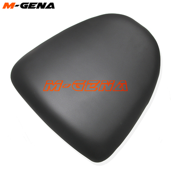 Seat Covers For Leather Seats | For GSXR1300 Hayabusa 1997-2007 Rear Seat Cover Cushion Leather Pillow GSXR 1300 Motorcycle Passenger Seat