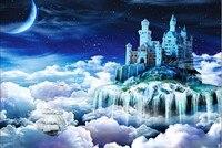 ฝันปราสาทไม้jigsaws 1000ชิ้นปริศนาออนไลน์ไม้ปริศนา1000ชิ้นที่กำหนด