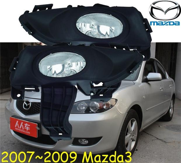 Mazd3 противотуманные фары,отправить фотографию машины в порядок,2007~2009/2010~2013,2 шт+провода,Mazd3 галогенная лампа,Бесплатная доставка! Mazd3 фары
