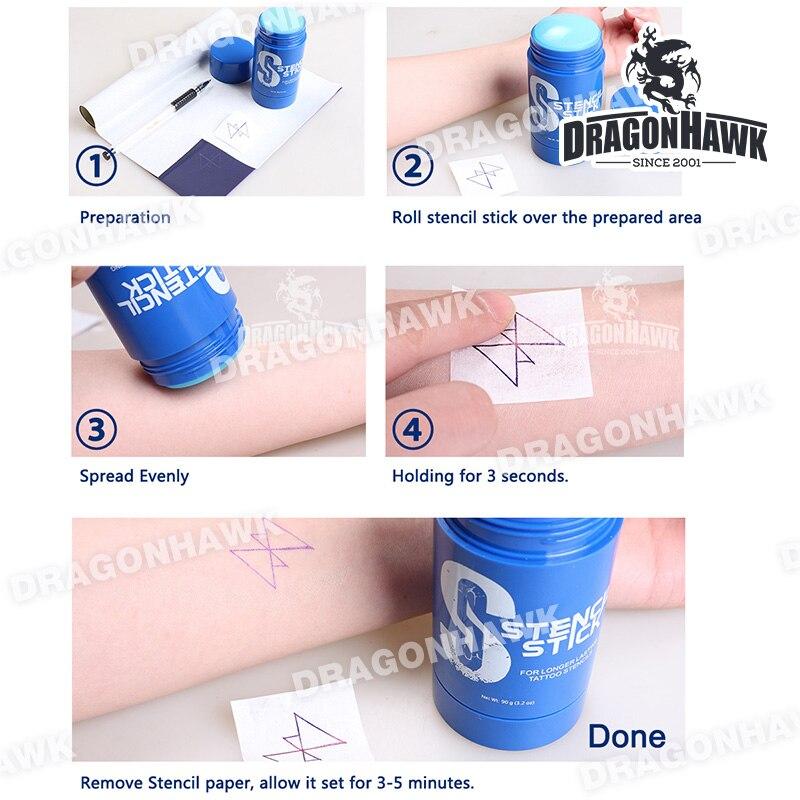 1 gel za kremu za prijenos boce 90g za Tattoo Tranfer papir stroj za - Tetovaže i tjelesna umjetnost - Foto 3