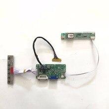 Frete grátis RT2281 DVI VGA LCD Placa do ANÚNCIO para B154SW01 15.4 polegada 1680×1050 LVDS CCFL TFT LCD reparação raspberry pi