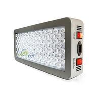 DHL Advanced Platinum Series P300 300w 12 band LED Grow Light AC 85 285V Double leds DUAL VEG FLOWER FULL SPECTRUM Led lamp li