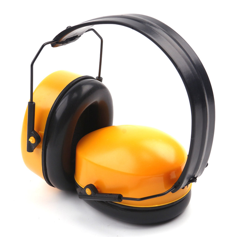 Foldable Anti-noise Tactical Earmuffs Ear Protector Ear Muff Hearing Protection For Outdoor Hunting Shooting Sleep Soundproof