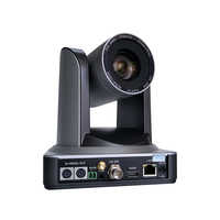 1080P Wireless Video IP PTZ Wifi Conference Camera 20X Optical Zoom Live Stream with HDMI 3G-SDI Output
