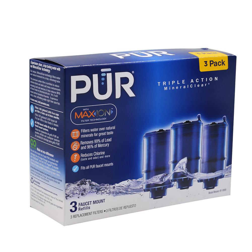 new household water purifiers activated carbon rf pur m