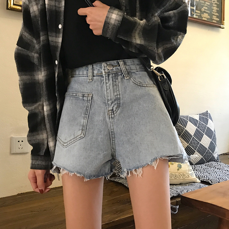 Cheap Wholesale 2019 New Spring Summer Autumn  Hot Selling Women's Fashion Casual Sexy Shorts Outerwear FP255