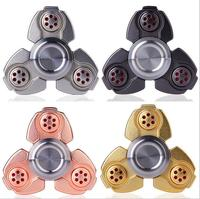 2017 New Styles Fidget Spinner High Quality Metal EDC Hand Spinner For Autism And ADHD Rotation