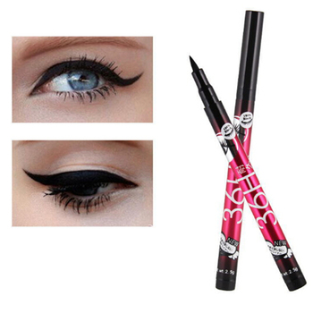 1PC Black 36H Liquid Eyeliner Pencil Waterproof Long-lasting Eye Liner Pencil Smooth Makeup Comestic for Eyeshadow Dropship