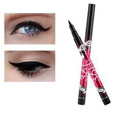 1PC Black 36H Liquid Eyeliner Pencil Waterproof Long-lasting Eye Liner Pencil Smooth Makeup Comestic for Eyeshadow Dropship(China)