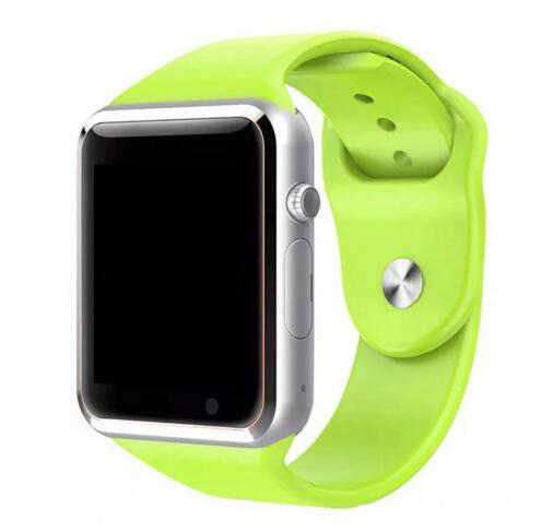 A1 Bluetooth Смарт часы наручные часы Спорт Шагомер с SIM Камера Smartwatch для Android смартфон Huawei хорошо, чем GT08 DZ09