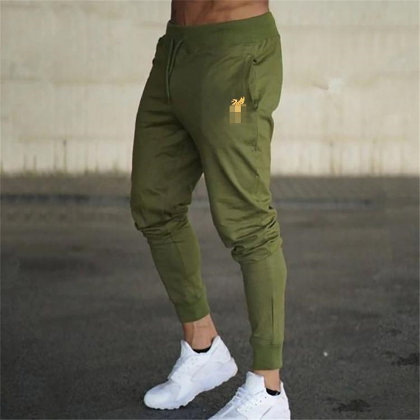 Spring Summer Mens Pants Fashion Skinny Sweatpants Mens Joggers Striped Slim Fitted Pants Gyms Clothing Harem Pant