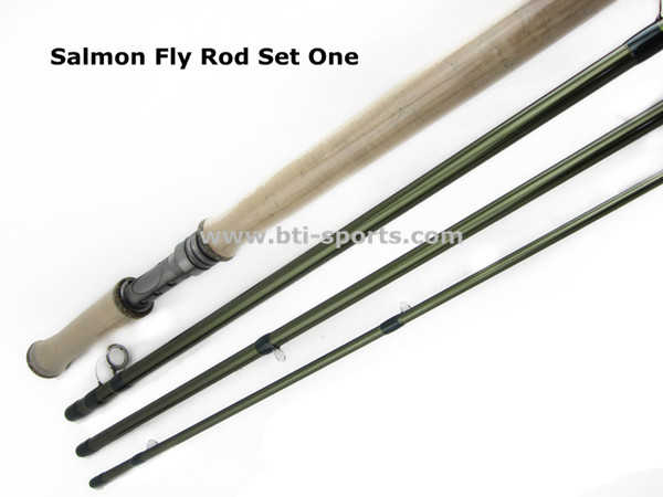 Free shipping aventik 12 39 6 39 39 lw8 9 4sec salmon fly rods for Shipping fishing rods
