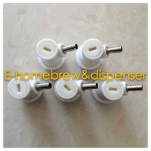 5 piece /package  high quality ball lock coupler Gas In-Barb