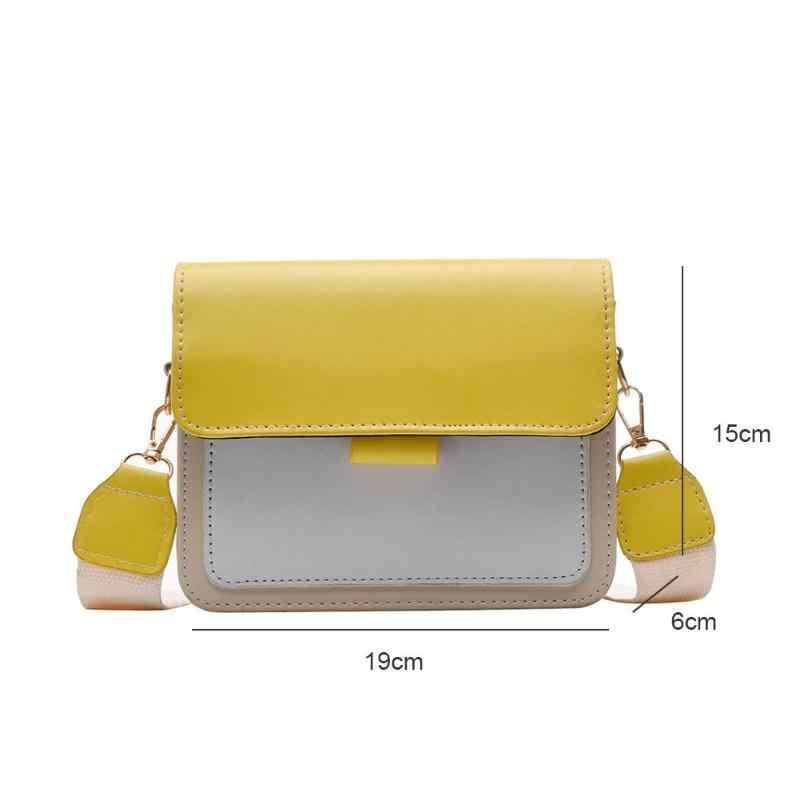 Quente mini sacos de couro crossbody para as mulheres verde corrente ombro saco do mensageiro senhora bolsas de viagem e bolsas bolso mujer