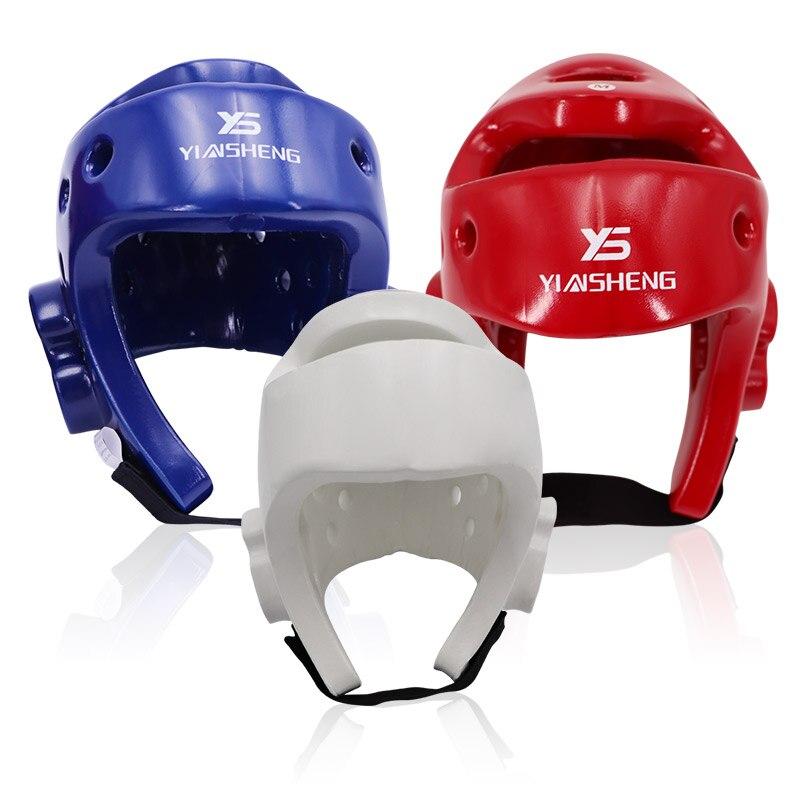 Taekwondo Karate Boxing Kickboxing Portable Head Guard Protector Effect Helmet
