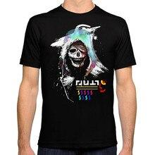 Funny Tee Shirts Casual El Huervo - Death'S Head O-Neck Short-Sleeve Mens Tee Shirts цена и фото