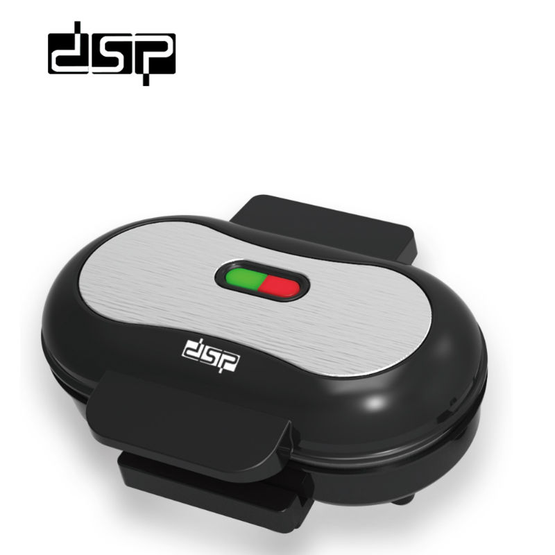 DSP Home fast and convenient hamburger machine fried steak fried egg sandwich machine 220-240V 750W